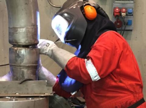 Fabtech AS tilbyr rørfabrikasjon