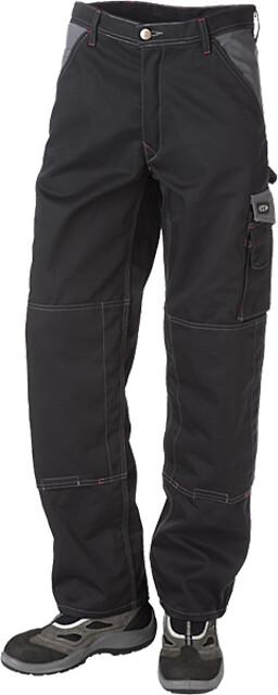 Arbejdsbukser, 9206 - sort/grå