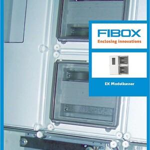 Fibox Gade Kabinet/Skab