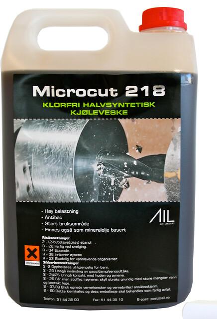 Microcut 218 Universell kjølevæske - Microcut 218