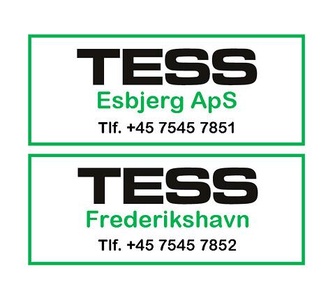 TESS yder Døgnservice 24/7/365!