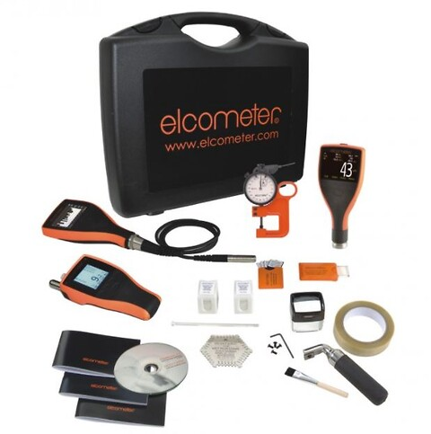 Elcometer Protective Kit 1, 2 og 3