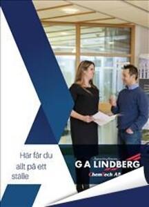 G A Lindberg fyller 75 år