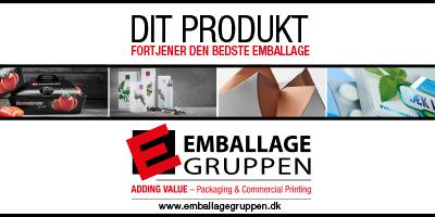 Emballagegruppen A/S