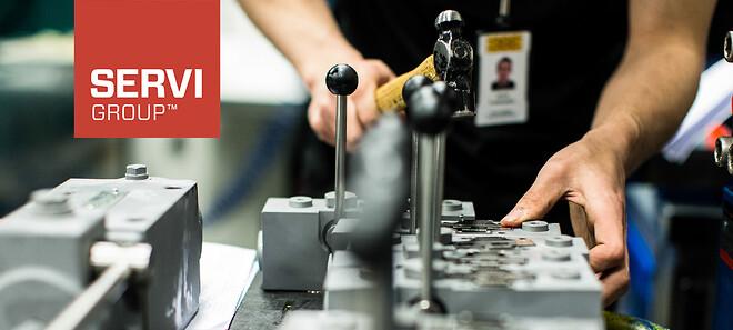 Servi Group - produksjon av ventilblokker