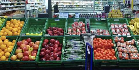 STOPPA matspill redan i frukt- och grönsakslagret