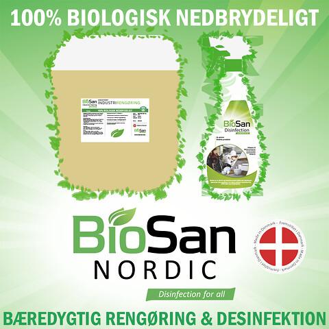 Bæredygtige og effektive midler til Rengøring og Desinfektion - bæredygtige midler til rengøring og desinfektion
