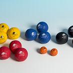 Petanque French Style 200 sæt med 12 bolde