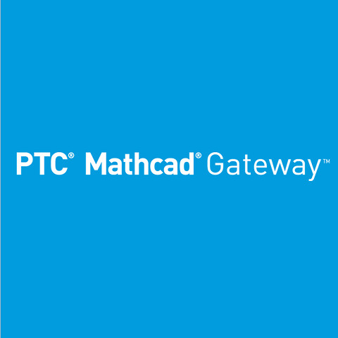 Mathcad Gateway - Nu lanseras Mathcad:s beräkningsserver