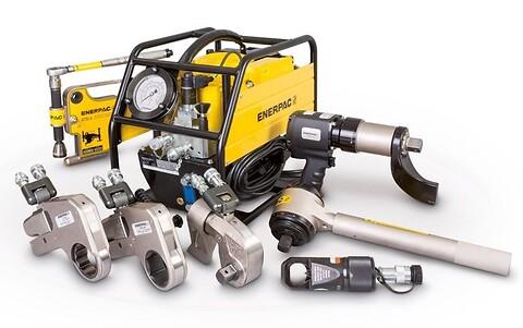 Utleie av ATEX sertifisert boltetrekkings utstyr