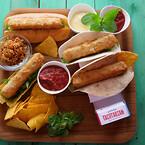 Fishn Chips - Chip Shop roll på forskellige måder