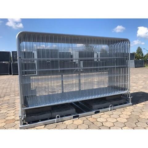 Byggepladshegn roundtop (pakke m. luksusbarrel)