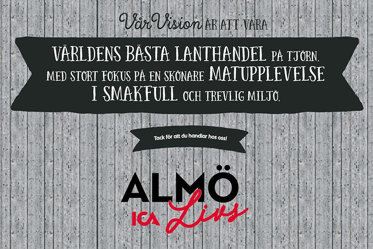 Ica Supermarket Almö Livs, Myggenäs