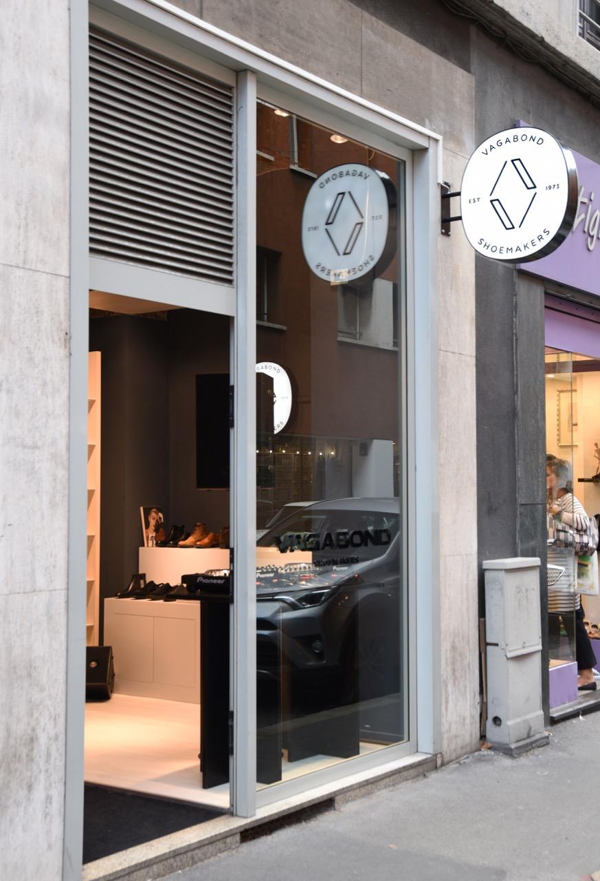 636f9be36ab Skoföretag poppar upp i Milano - Dagens Handel