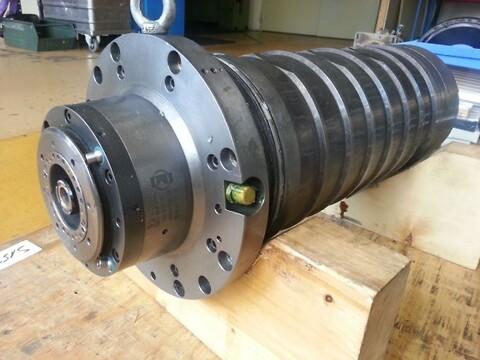 CNC Service og Maskinreparation