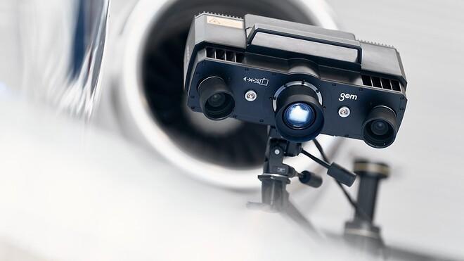 GOM webinar, optisk måleteknik