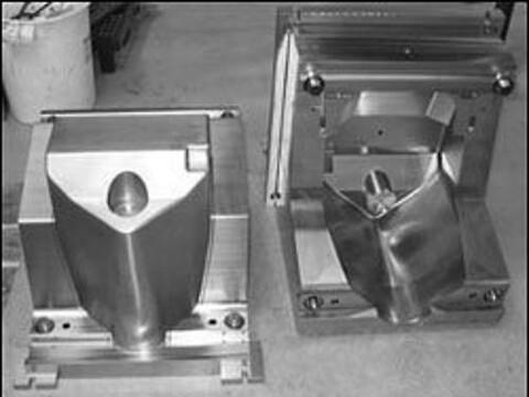 EJV Tooling tilbyder produktionsarbejde.