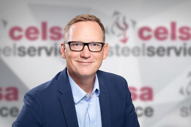 Håkan Magnusson - VD. Celsa Steel Service. Armering och betongkomplement.