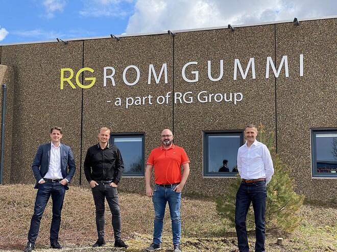 Industri Udvikling investerer i RG Rom Gummi A/S