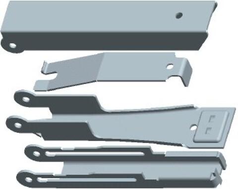 Sheetmetal Design using Creo 3.0