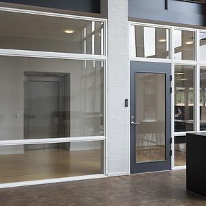 SWEDOOR - Erhvervspark Ringkøbing - Glasparti