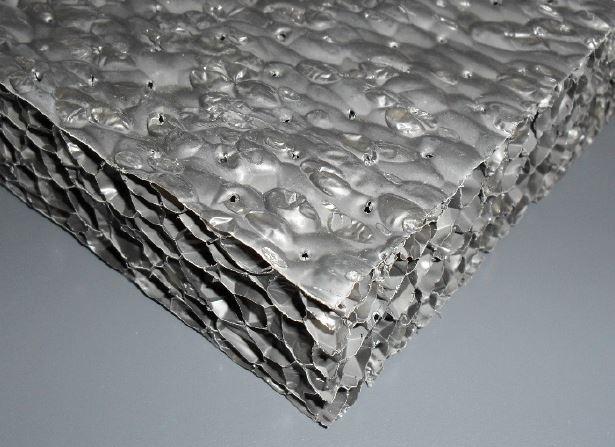 Lydabsorberende materiale