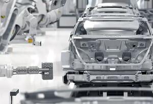 ZEISS mätteknik och kvalitetssäkring  inom bilkarosstillverkning