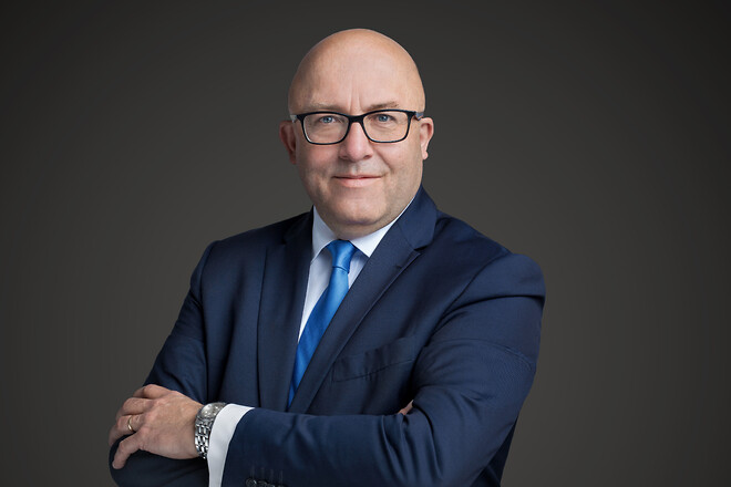 GROHEs CEO, Jonas Brennwald