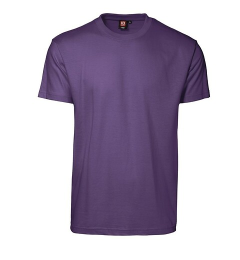T-shirt, lilla - 0510
