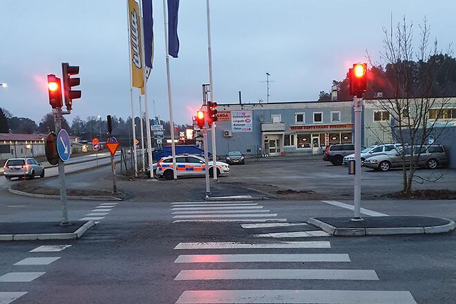 Trafikbelysning; trafiksignaler; cykel- och vägtrafikledning