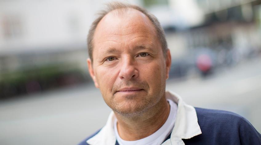 """Björn Olsen: """"Det kommer nog ingen andra våg av covid-19"""""""