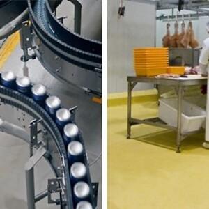 Ucrete CS - industriell golvbeläggning för livsmedelsindustri