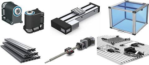Høj kvalitet af produkter til automatisering og mekanisk design - solectro\nautomasjon\nprofil\nalu\nskinner\nskydd\nvridbord\ncontroller\nmotor\nfixtur\nCNC Tools\nCNC machine