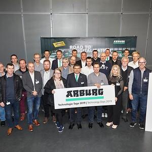 Teknologidage deltagere fra Danmark