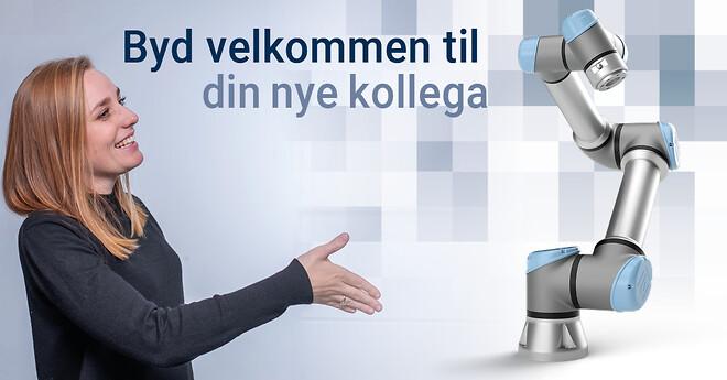 Bila,  Bila-robotics,  UR robot, Industrirobotter, automatisation