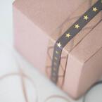 Exklusive presentpapper och band