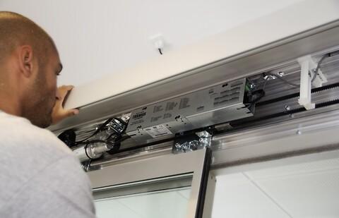 TORMAX service af automatiske døre