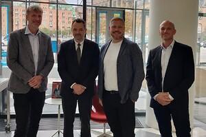 Michael Martil og Ole Tangsgaard er indtrådt i bestyrelsen hos Ishøj Mekaniske. Bestyrelsen består desuden af formand Jørn Martin Bank og direktør Allan Rasmussen.