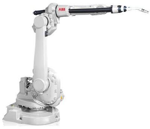 RobotNorge selger indurstrirobot, IRB 1600ID – Dedikert sveisrobot fra ABB