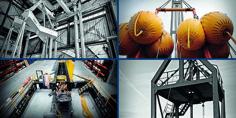 Belastningstests op til 2250 ton