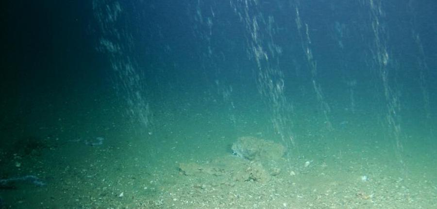 Metan fosser op af nedlagte oliebrønde i Nordsøen
