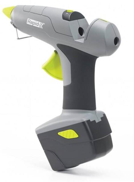 Rapid BGX300 - Første genopladelige limpistol til 12mm limstænger. - Kampagne pris !