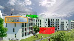 Nye ungdomsboliger til 265 millioner i Aalborg - Building Supply DK