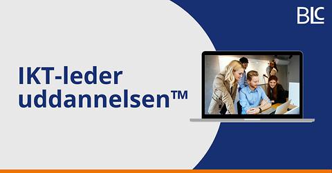 IKT-leder uddannelsen™ - ONLINE