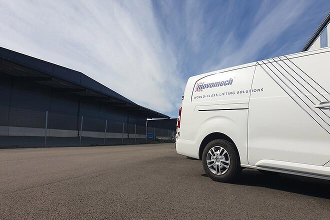 Movomech expanderar och skapar 720 kvadratmeter ny produktionsyta i en nybyggd industrilokal i direkt anslutning till den existerande verksamheten i Kristianstad.