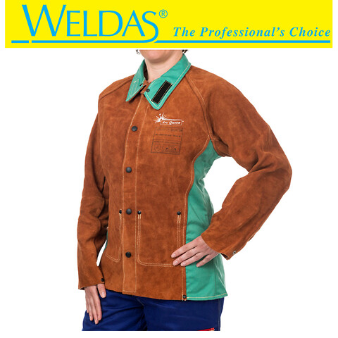 Svejse Jakke til Kvinder Weldas