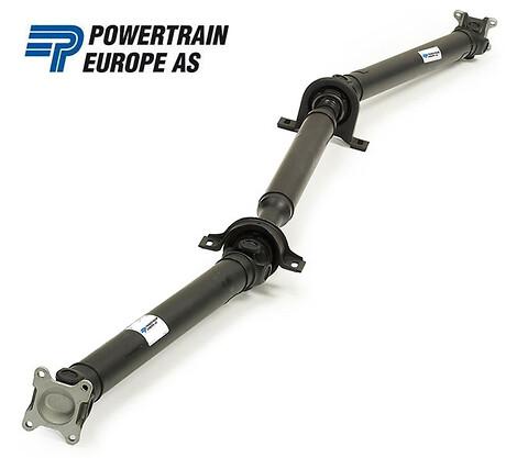 Vito/Viano 3 delt mellomaksel bakhjulstrekk - Mercedes Vito fra Powertrain Europe AS