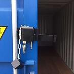 Containerlås