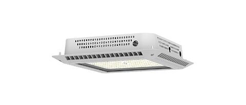 Optimal LED-belysning för bensinstationer