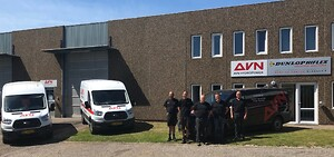 AVN Hydropower overtager Dunlop Hiflex hydraulik servicecenter i Ålborg hydraulik servicecenter